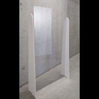 Transparentes Schutzpanel 1 x 2 m