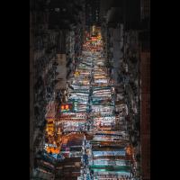 Hongkong Nachtmark